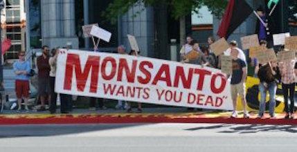 Monsanto Is Suing California…