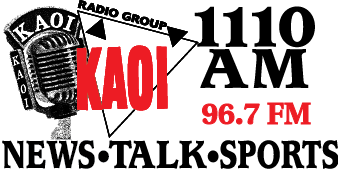 Mark Sheehan with guest Alika Atay in conversation on KAOI Radio