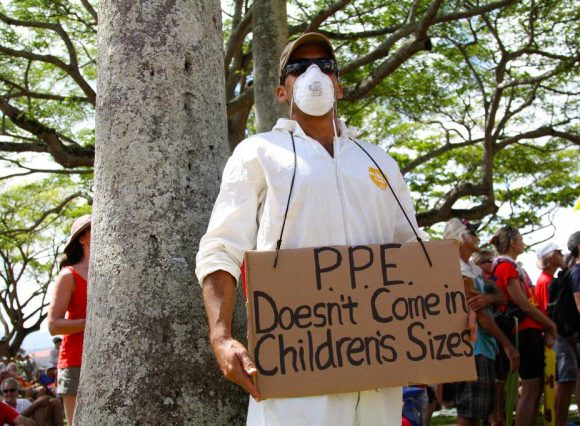 Pesticide Report Demands Action From Ige, Legislature