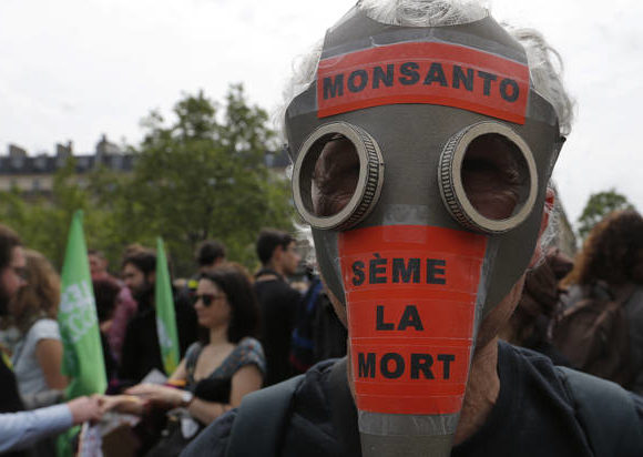 Monsanto isn't feeding the world, it's killing our children