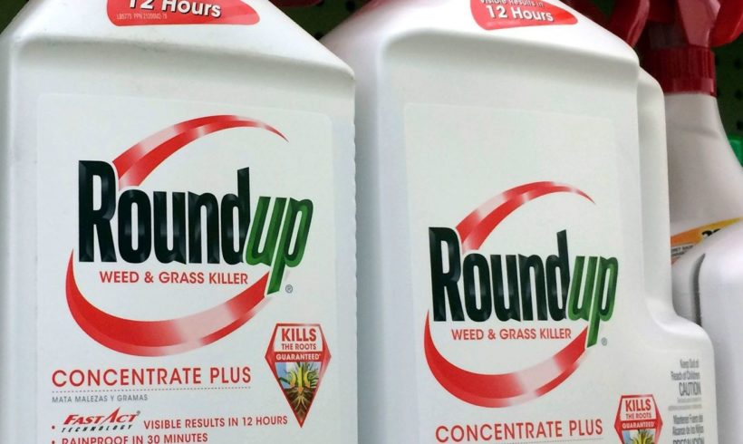 Glyphosate cancer warning in California halted