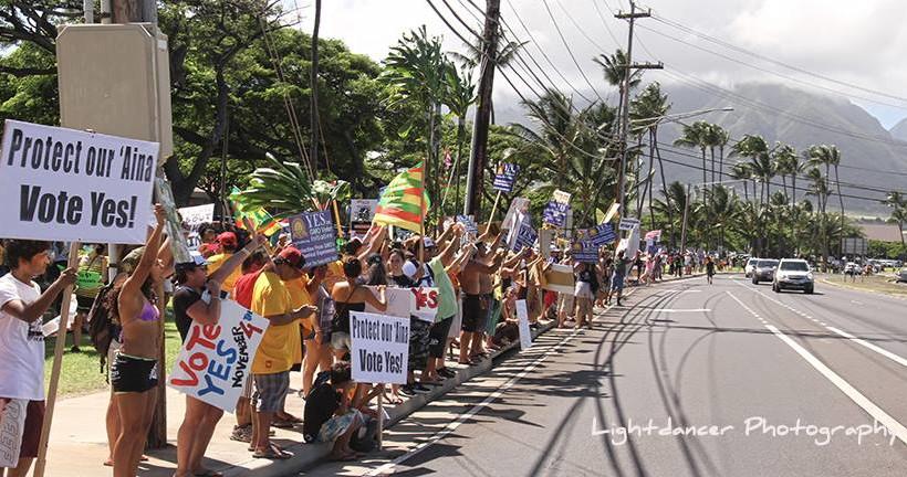 Hawaii is ground zero: banning, not labeling GMOs